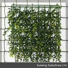 indoor vine eco friendly artificial palm trees indoor ivy vine hedge for wall