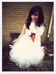 swan dress secret björk swan dress