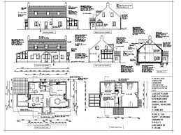 house plans with autocad drawing designs plan floor for