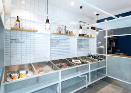 marina inspired seafood shops seafood shop shanghai and spaces