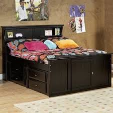 Bookcase Storage Beds Creating A New Look For Your Bedroom With Bookcase Bed