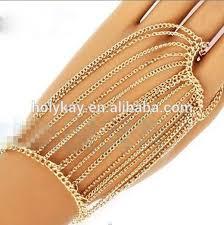 bracelet chain ring images Finger chain ring bracelet finger chain ring bracelet suppliers jpg