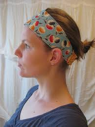 fabric headband scrap busters karla m curry
