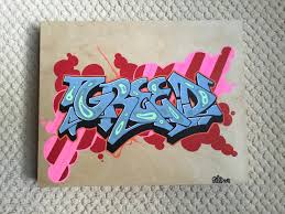 How To Graffiti With Spray Paint - graffiti greed