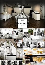 Chanel Party Decorations Chanel Themed Party Images Reverse Search