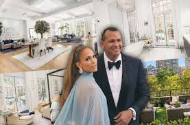 jennifer lopez lists manhattan nyc penthouse apartment