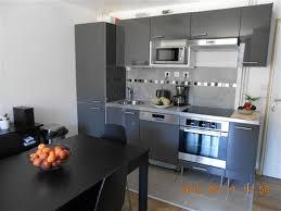 cuisine appartement appartement 2 pièces 4 5 personnes pied des pistes équipé