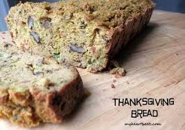 pages about thanksgiving bread recipes