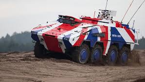 army vehicles british army selects boxer armoured vehicles