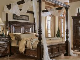 king size canopy bed frame home design ideas