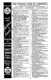 bureau gar n dallas city directory 1936 page 304 the portal to history