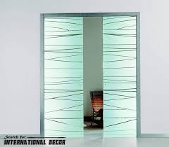 Internal Glass Sliding Door by Architecture U0026 Decoration Top Designs Interior Sliding Doors Of