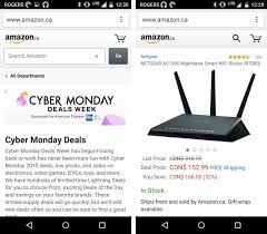 amazon black friday wireless routers more than half of amazon u0027s web traffic came from mobile devices
