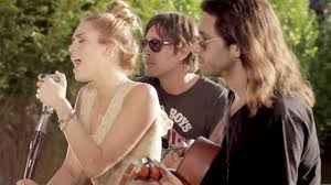 miley cyrus the backyard sessions look what they u0027ve done to my