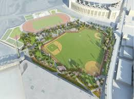 Yankee Stadium Floor Plan Yankee Stadium Redevelopment Project Nyc Parks
