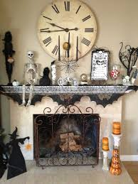 Fireplace Decorating Ideas For Your Home 326 Best Halloween Mantels U0026 Fireplaces Images On Pinterest At