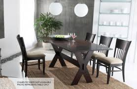 X Leg Dining Table Exclusive Kitchen Dining Tables And Suits In Many Contemporary