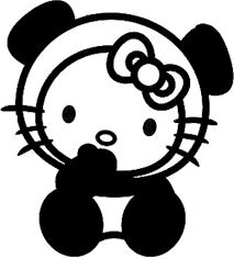 free printable panda coloring pages kids bear glum