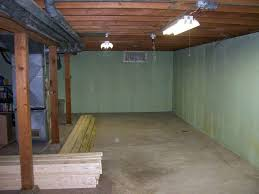 Finished Basement Storage Ideas Unfinished Basement Ideas Have Long Wooden At Floor Under Classic