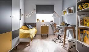 etagere murale chambre ado étagère murale à fixer en bois blanc et gris graphite chambre ado
