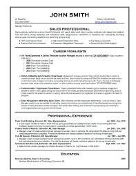 sales professional resume samples u2013 topshoppingnetwork com