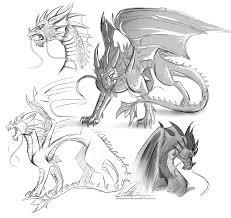 joen dragon sketches by dennyvixen on deviantart
