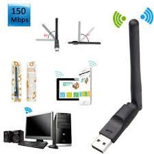 Usb Wifi Adapter For Faster Wifi Usb Wifi 2 4ghz 150mbps Usb Wifi Adapter Fast Gain Wireless Dongle W