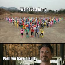 Army Ranger Memes - power ranger army by james93 meme center