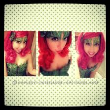 Green Ivy Halloween Costume Poison Ivy Halloween Costume Diy Caprict