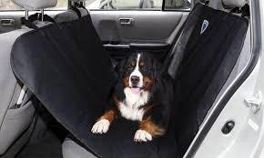 pet in a bag durable hammock car seat cover groupon