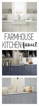 farmhouse faucet kitchen best 25 farmhouse kitchen faucets ideas on farm style