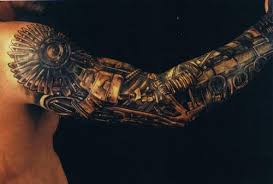 the best sleeve steampunk tattoo design of tattoosdesign of tattoos