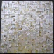 shell tile backsplash mother of pearl tile shell mosaic mop009 sea shell tile kitchen