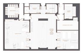 Art Studio Floor Plan The Fitzroy