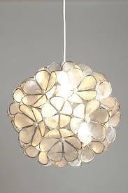 White Ceiling Lights Ceiling Lights Capiz Shell Ceiling Light Pendant Chandelier