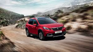 peugeot 2008 new car showroom suv test drive today