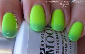 perfect match mood color changing gel carinae l u0027etoile u0027s polish