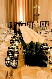 black and white wedding ideas black white wedding reception decorations wedding corners