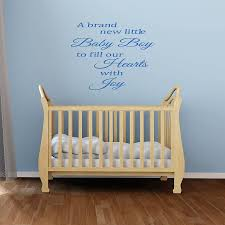baby nursery wall stickers quotes home design ideas wall decal design uplifting ideas personalized name cute baby boy decals quotes blue themed nursery