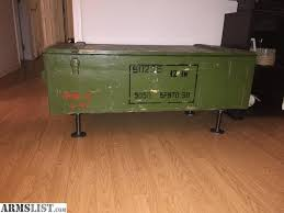 shipping crate coffee table armslist for sale ak 47 shipping crate coffee table