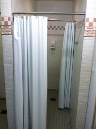 Stall Size Fabric Shower Curtain Very Good Shower Stall Curtains Home Decor Inspirations