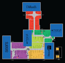 Map Of Pointe Orlando by Mall Map For Edison Mall A Simon Mall Located At Fort Myers