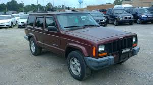 jeep 2001 2001 jeep cherokee sport city md south county public auto auction