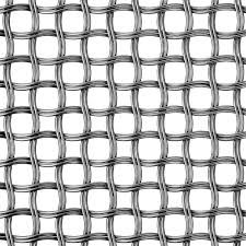 Stainless Steel Partition Partition Wall Woven Wire Fabric Railing For Walls Stainless