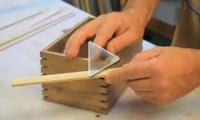 Making Wood Joints With A Router by Making A Small Wooden Box Part 1 Startwoodworking Com