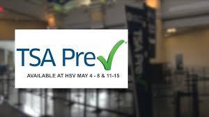 tsa precheck offering expedited screening enrollment for limited