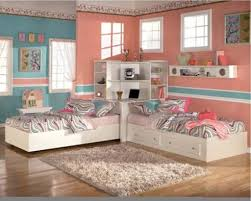 tween loft bedroom ideas cream wooden picture frame mounted to the