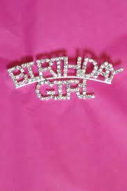 birthday girl pin custom jewelry birthday gift ideas for birthday girl world
