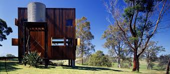 the box house an off grid cabin in australia nicholas murcutt
