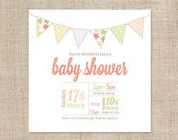 baby shower invitations templates free wblqual